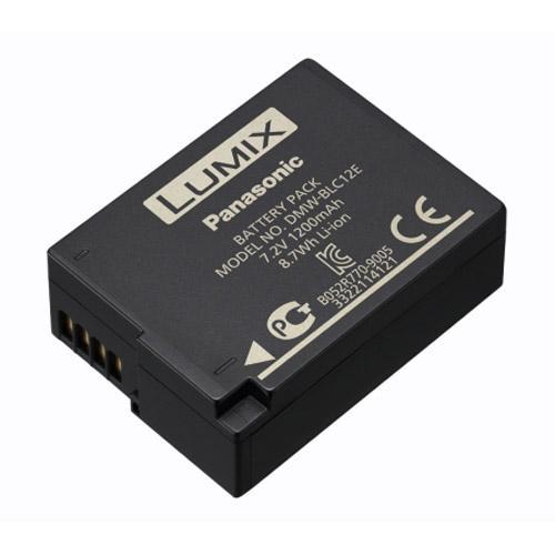 Panasonic DMW-BLC12E Battery