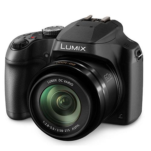 Panasonic Lumix DC-FZ82EB-K Digital Camera - Ex-Display
