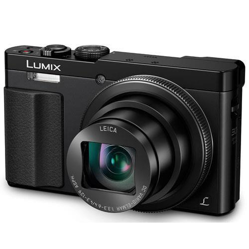 Panasonic Lumix DMC-TZ70 Camera in Black