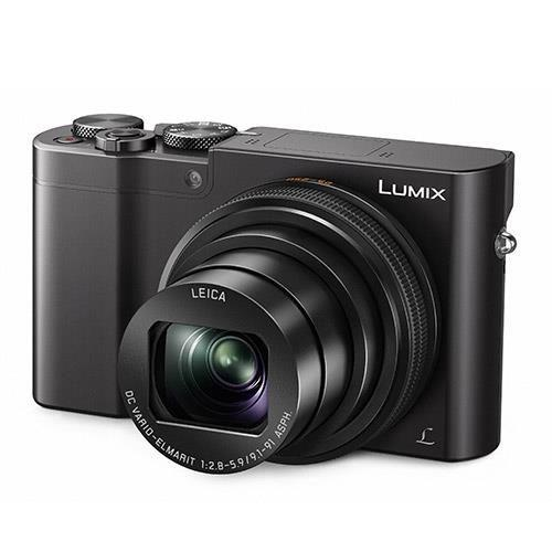 Panasonic Lumix DMC-TZ100 Camera in Black - Ex Display
