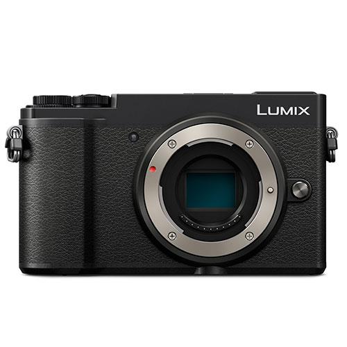 Panasonic Lumix GX9 Mirrorless Camera Body in Black