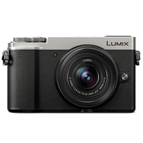 Panasonic Lumix GX9 Mirrorless Camera in Black with 12-32mm f/3.5-5.6 Lens
