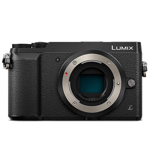 Panasonic Lumix DMC-GX80 Mirrorless Camera Body in Black