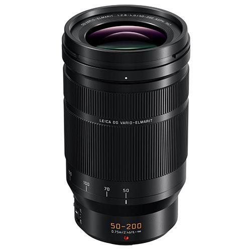 Panasonic Leica DG Vario-Elmarit 50-200mm f/2.8-4 ASPH. Power O.I.S. Lens