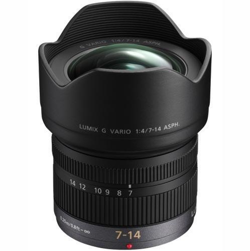Panasonic 7-14mm f/4 ASPH G Vario Lens
