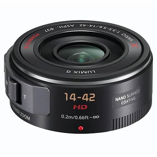 Panasonic 14-42mm f/3.5-5.6 X Series ASPH. POWER O.I.S. LUMIX G PZ - Ex Display