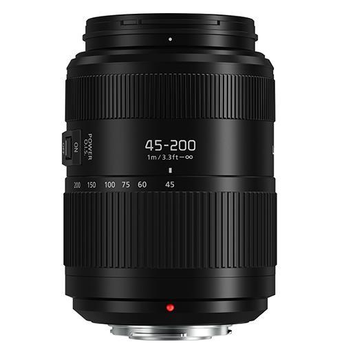 Panasonic Lumix G Vario 45-200mm f/4.0-5.6 II Power O.I.S Lens