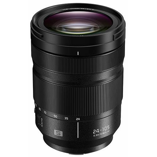Panasonic Lumix S 24-105mm f/4 Macro O.I.S Lens S-R24105E