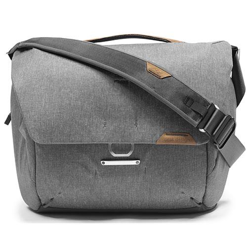 Peak Design Everyday Messenger Bag 13L V2 in Ash