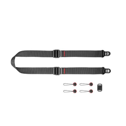 Peak Design Slide Lite Camera Strap - Black