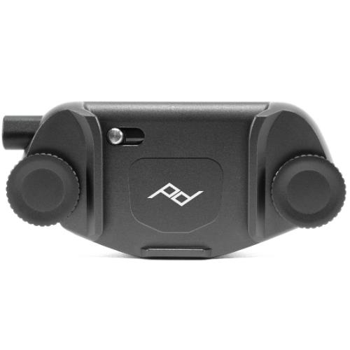 Peak Design Capture Camera Clip V3 Black No Plate