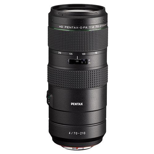 Pentax FA 70-210mm F/4 ED SDM WR Lens
