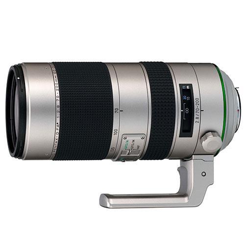 Pentax HD FA 70-200mm F2.8 8ED DC AW Silver Edition Lens
