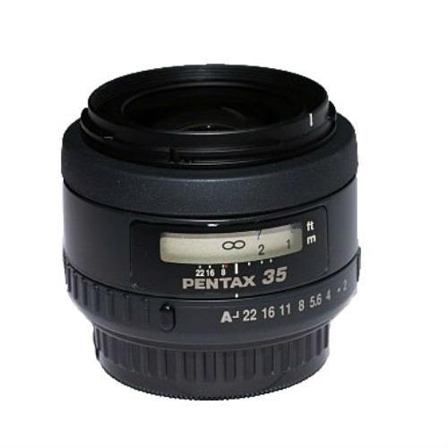 Pentax SMC FA 35mm F2 AL Lens