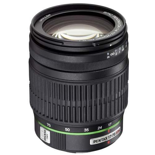 Pentax DA 17-70mm f4 AL SDM Lens