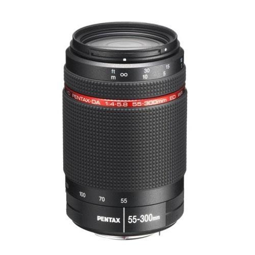Pentax HD 55-300mm f/4-5.8 WR Lens