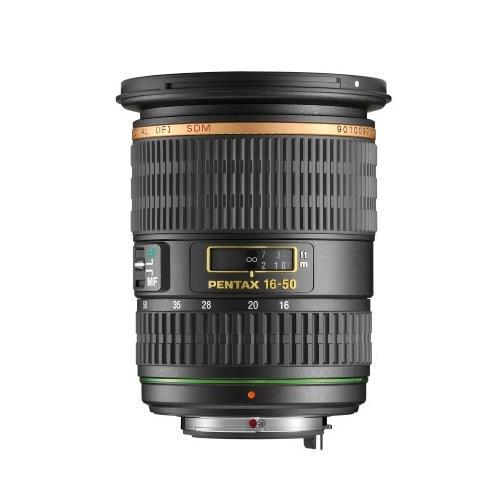 Pentax DA 16-50mm f/2.8 AL SDM Lens