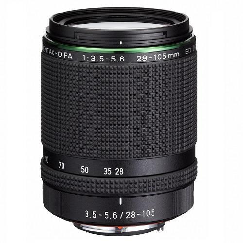Pentax FA 28-105mm f3.5-5.6 ED DC WR Lens