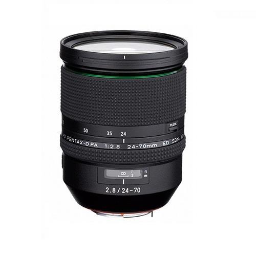 Pentax FA 24-70mm f2.8 ED SDM WR Lens