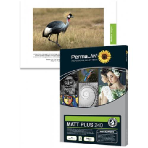 Permajet MattPlus 7x5 Paper - 100 sheets