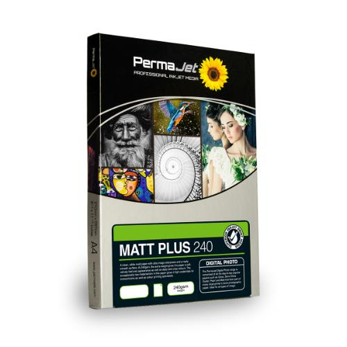 Permajet MattPlus A4 - 25 sheets