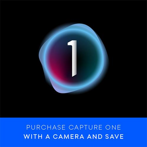 Capture One Pro Half Price when bought with Camera