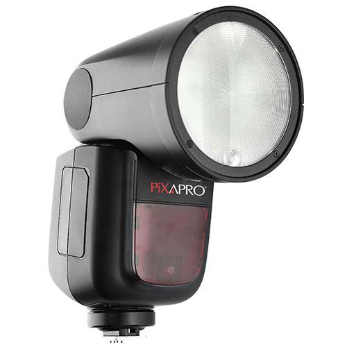 Pixapro GIO1 Round Head TTL Speedlite for Nikon