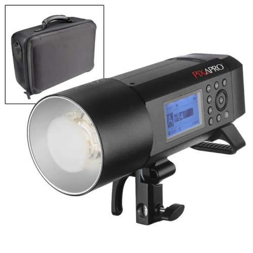 PiXAPRO CITI400 Pro TTL Battery Powered Flash