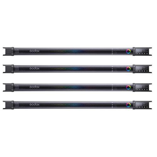 Pixapro Godox TL60 RGB Tube Light Quad Kit