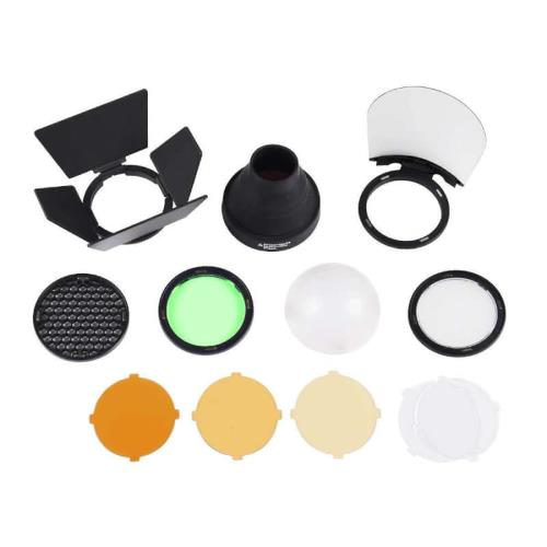 PiXAPRO PIKA200 and GIO1 Round Head Accessory Kit