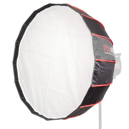 PiXAPRO 65cm Easy-Open Rice Bowl Parabolic Softbox