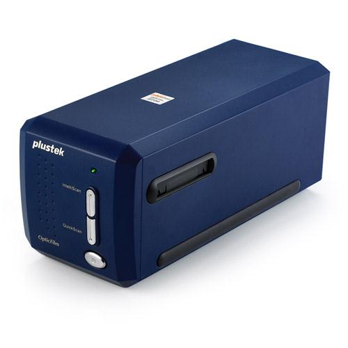 Plustek OpticFilm 8100  - 7200 dpi x 7200 dpi - Film Scanner (35mm)