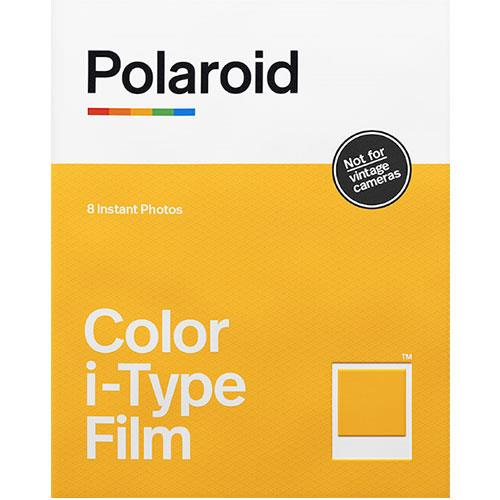 Polaroid Colour Film For Polaroid i-Type Cameras