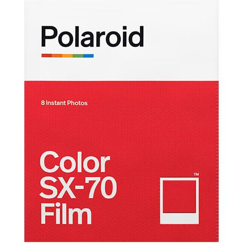 Polaroid Colour Film for SX-70