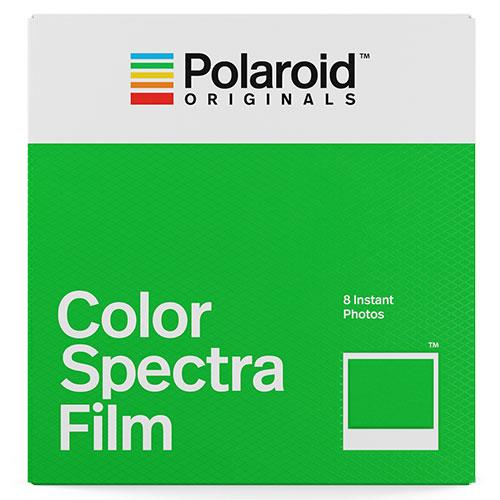 Polaroid Originals Colour Film For The Polaroid Spectra
