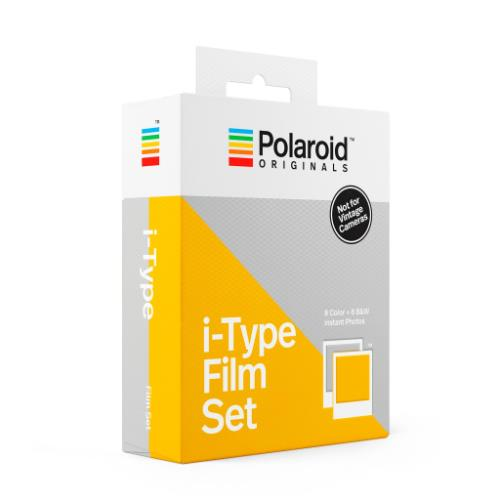 Polaroid Originals Originals i-Type Colour and B&W Twin Pack