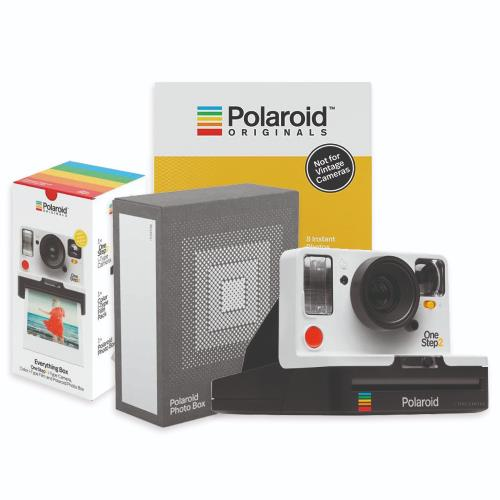 Polaroid Originals OneStep 2 VF White Everything Box