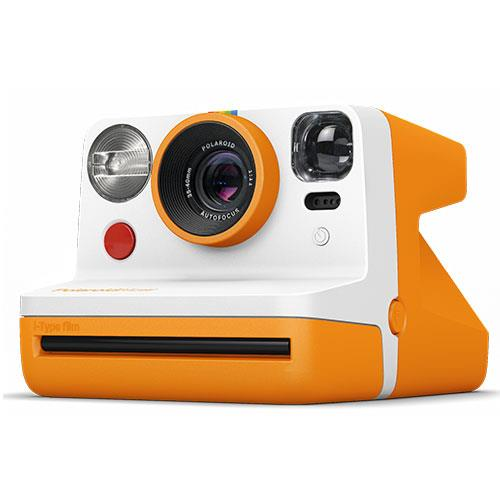 Polaroid Now i-Type Instant Camera in Orange