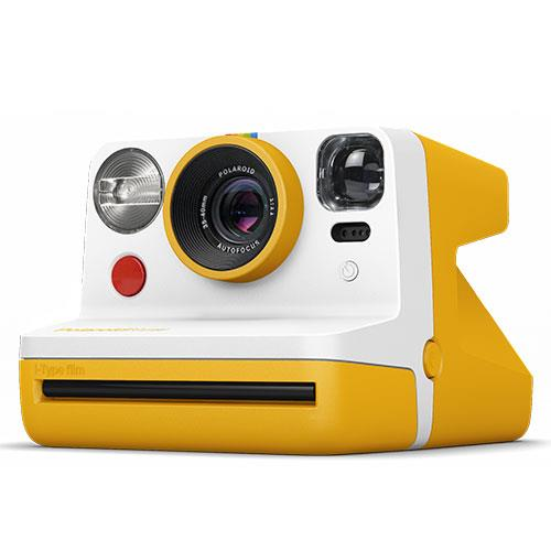 Polaroid Now i-Type Instant Camera in Yellow