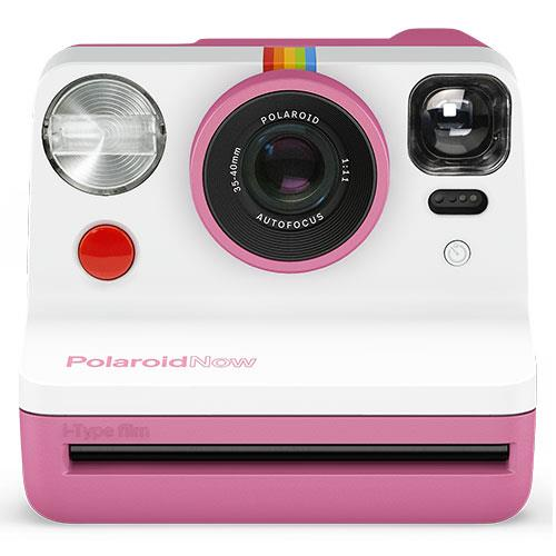 Polaroid Now i-Type Instant Camera in Pink