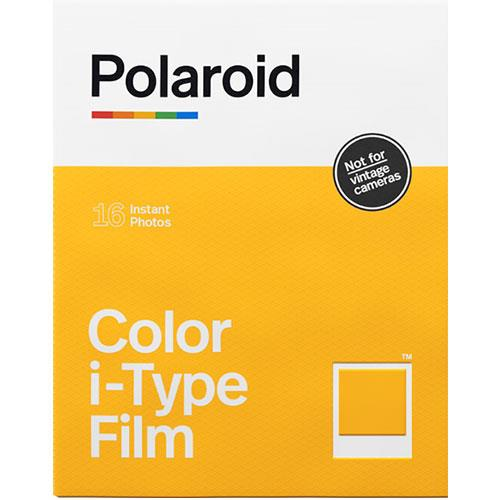 Polaroid Originals I-Type Colour Film Twin Pack 16 Shots