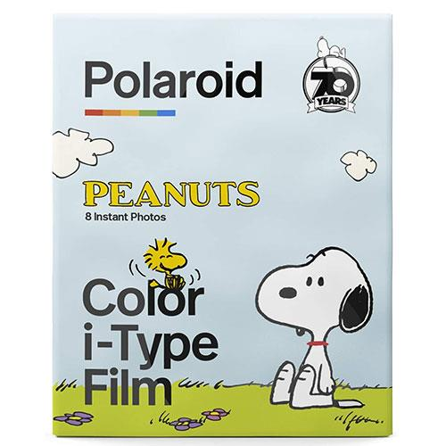 Polaroid Colour i-Type Film - Peanuts Edition