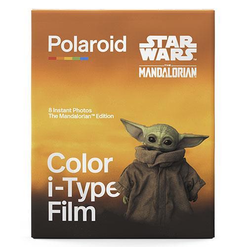 Polaroid Colour i-Type Film - The Mandalorian
