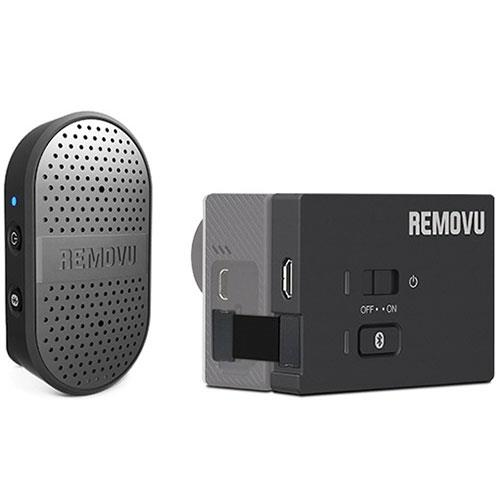 Removu M1+A1 Waterproof Wireless Microphone System for GoPro