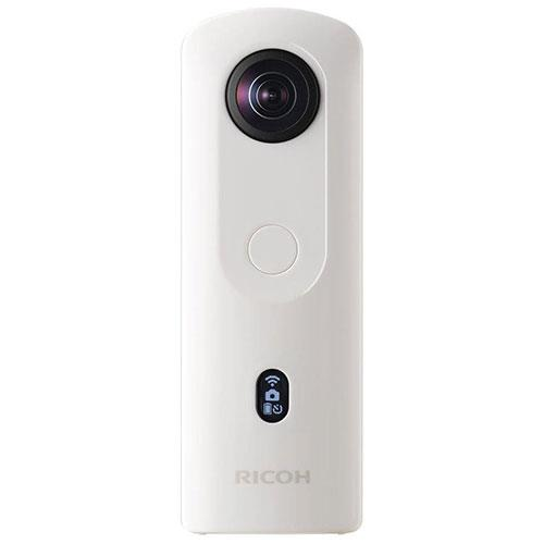 Ricoh Theta SC2 360 Action Camera in White