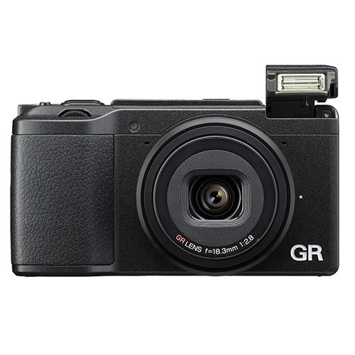 Ricoh GR II Digital Camera