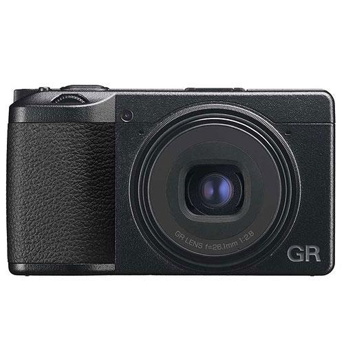 Ricoh GR IIIx Digital Camera
