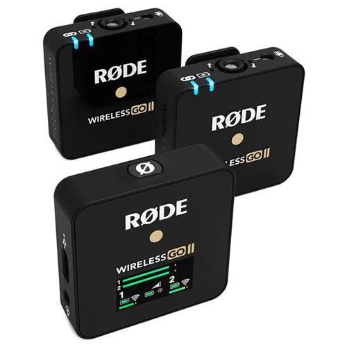 Rode Wireless Go II Microphone