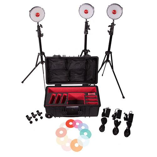 Rotolight Rotolight NEO 2 3-Light Kit