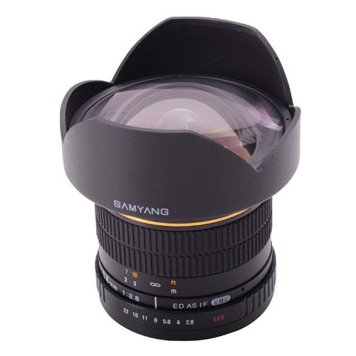 Samyang 14mm f/2.8 IF ED AS IF UMC Lens (Canon EF)